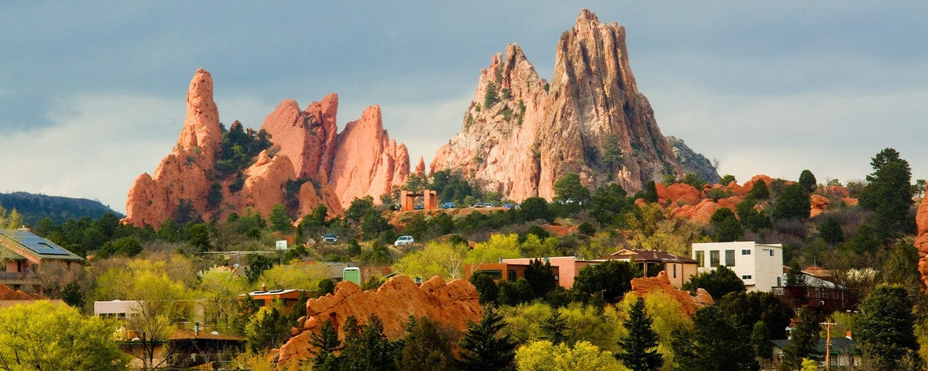 Garden of the Gods Homes