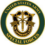 United States Army Special Forces Logo
