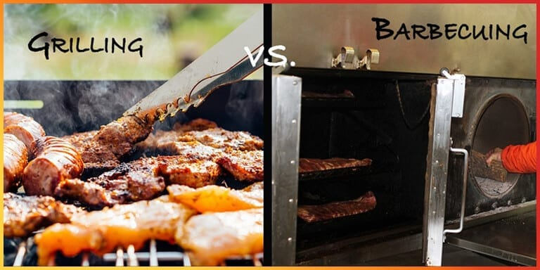Grilling Vs Barbecuing