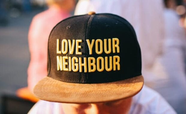 Love Your Neighnour